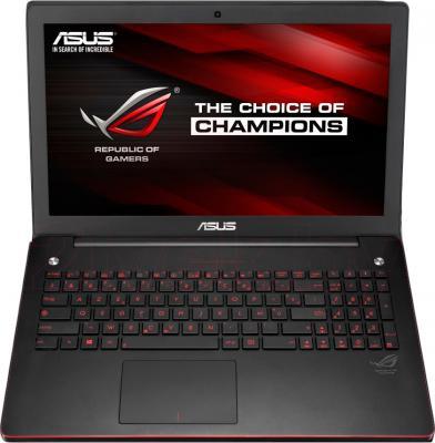 Ноутбук Asus G550JK-CN216D - фронтальный вид