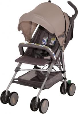 Детская прогулочная коляска Coletto Piccolo (Beige) - общий вид