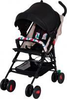 Детская прогулочная коляска Coletto Piccolo (Black) -