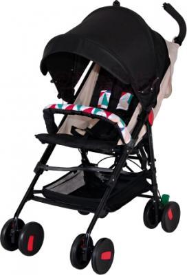 Детская прогулочная коляска Coletto Piccolo (Black) - общий вид