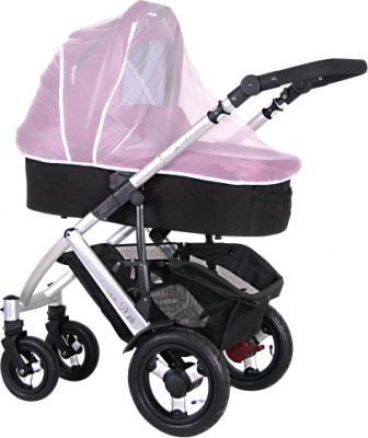Детская универсальная коляска Coletto Dante 2 в 1 (фиолетовый) - с москитной сеткой