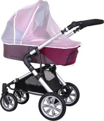 Детская универсальная коляска Coletto Giovanni 2 в 1 (фиолетовый) - с москитной сеткой