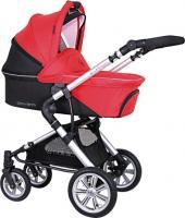 Детская универсальная коляска Coletto Giovanni 2 в 1 (красный) -