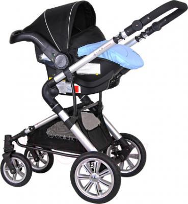 Детская универсальная коляска Coletto Giovanni 3 в 1 (голубой) - с автокреслом
