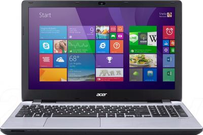Ноутбук Acer Aspire V3-572G-58HX (NX.MNJEU.010) - фронтальный вид