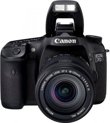 Зеркальный фотоаппарат Canon EOS 7D Kit 15-85mm IS - общий вид
