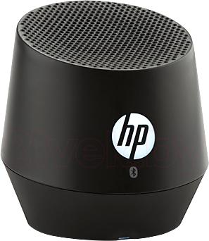 Портативная колонка HP S6000 Wireless Portable Speaker Black (E5M82AA) - общий вид