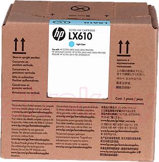 Картридж HP LX610 (CN674A) - общий вид