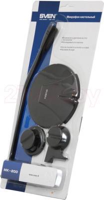 Микрофон Sven MK-200 - упаковка