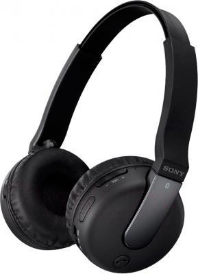 Наушники-гарнитура Sony DR-BTN200M (Black) - общий вид