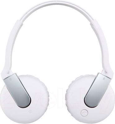 Наушники-гарнитура Sony DR-BTN200M (White) - общий вид