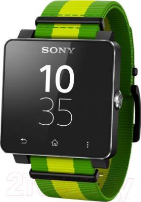 Интеллектуальные часы Sony SmartWatch 2 FIFA