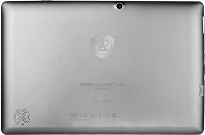 Планшет Prestigio MultiPad Visconte 2 32GB 3G (PMP812E3GGR) - вид сзади