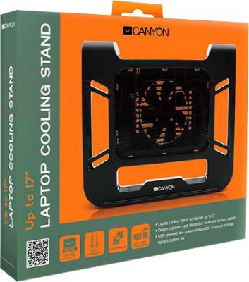 Подставка для ноутбука Canyon CNR-FNS01 - упаковка