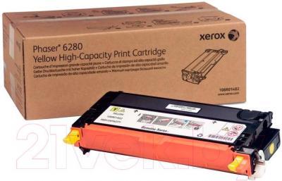 Тонер-картридж Xerox 106R01402
