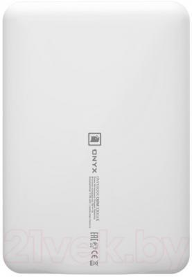 Электронная книга Onyx Boox С63M Ermak (White) - вид сзади