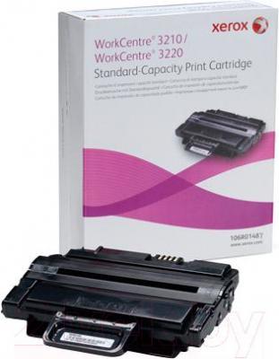 Тонер-картридж Xerox 106R01487