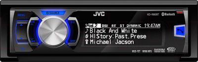 Автомагнитола JVC KD-SD80BTEY - общий вид