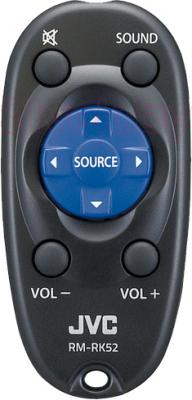 Автомагнитола JVC KD-SD80BTEY - пульт ДУ