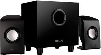 Мультимедиа акустика Philips SPA1330/12 - общий вид