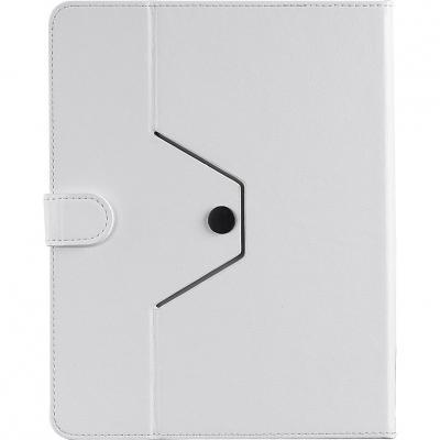 "Чехол для планшета Prestigio Universal rotating Tablet case for 10.1"" PTCL0210WH (белый) - общий вид"