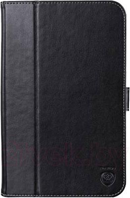 """Чехол для планшета Prestigio Universal rotating Tablet case for 8"""" PTCL0208BK (черный) - общий вид"""