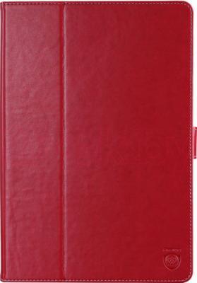 """Чехол для планшета Prestigio Universal rotating Tablet case for 8"""" PTCL0208RD (красный) - общий вид"""