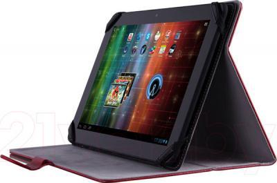 """Чехол для планшета Prestigio Universal rotating Tablet case for 8"""" PTCL0208RD (красный) - с плааншетом"""