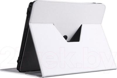 """Чехол для планшета Prestigio Universal rotating Tablet case for 8"""" PTCL0208WH (черный) - в разложенном виде"""