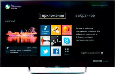 Телевизор Sony KDL-55W828B - общий вид