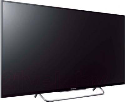 Телевизор Sony KDL-55W828B - вполоборота