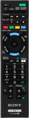 Телевизор Sony KDL-55W828B - пульт