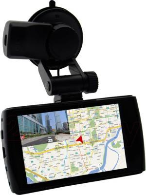 Автомобильный видеорегистратор Supra SCR-1000NAD - дисплей