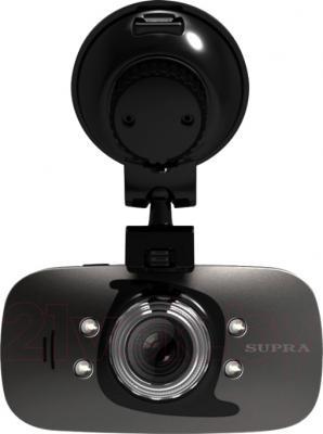 Автомобильный видеорегистратор Supra SCR-575W - фронтальный вид