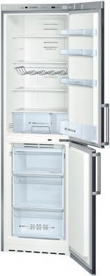 Холодильник с морозильником Bosch KGN39VC10R - в открытом виде