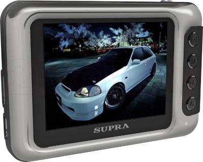 Автомобильный видеорегистратор Supra SCR-730 - общий вид