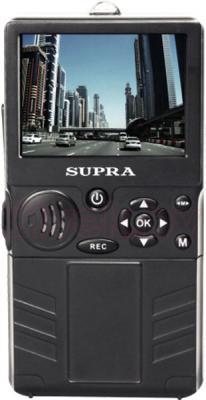 Автомобильный видеорегистратор Supra SCR-830G - дисплей