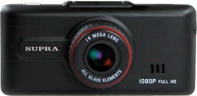 Автомобильный видеорегистратор Supra SCR-856 - общий вид