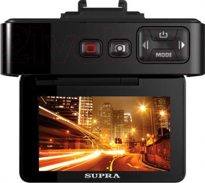 Автомобильный видеорегистратор Supra SCR-888 - общий вид