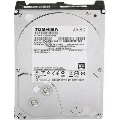 Жесткий диск Toshiba DT01ACA 3TB (DT01ACA300) - общий вид