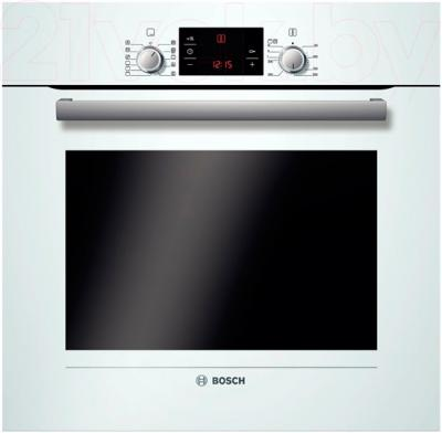 Электрический духовой шкаф Bosch HBG73B520F - общий вид