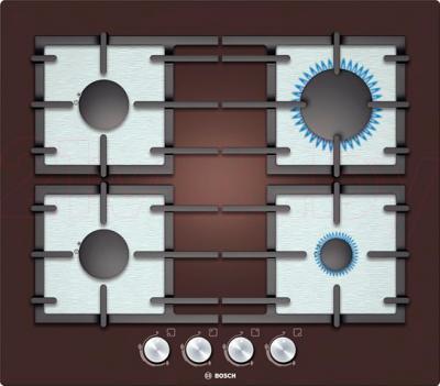 Газовая варочная панель Bosch PPP614B91R - общий вид