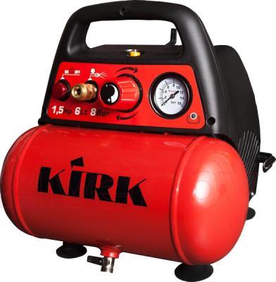 Воздушный компрессор Kirk K-091605 - общий вид