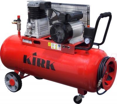 Воздушный компрессор Kirk K-092190 - общий вид