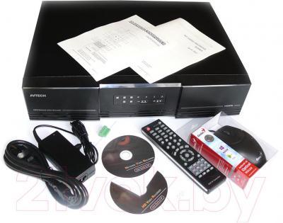 Видеорегистратор наблюдения AVTech AVH516A - общий вид
