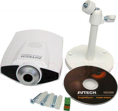 IP-камера AVTech AVM417ZA - комплектация