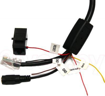 IP-камера AVTech AVM457ZA - кабели дял подключения