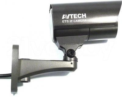 IP-камера AVTech AVM459B - вид сбоку