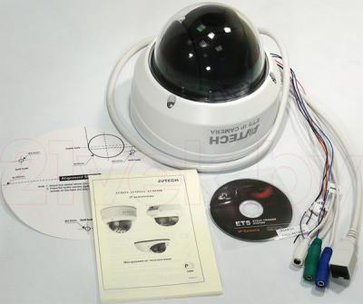IP-камера AVTech AVM542B - комплектация