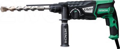 Профессиональный перфоратор Hitachi DH28PCY-NS - общий вид